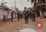 Image of United States troops Saigon Vietnam, 1968, second 30 stock footage video 65675052376
