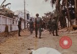 Image of United States troops Saigon Vietnam, 1968, second 31 stock footage video 65675052376