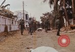 Image of United States troops Saigon Vietnam, 1968, second 34 stock footage video 65675052376
