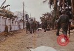 Image of United States troops Saigon Vietnam, 1968, second 36 stock footage video 65675052376