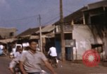 Image of Vietnamese people Saigon Vietnam Bien Hoa Air Base, 1968, second 43 stock footage video 65675052389