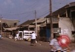 Image of Vietnamese people Saigon Vietnam Bien Hoa Air Base, 1968, second 44 stock footage video 65675052389
