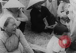 Image of funeral procession for hundreds of coffin Hue Vietnam, 1968, second 8 stock footage video 65675052391