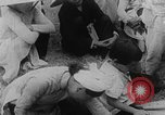 Image of funeral procession for hundreds of coffin Hue Vietnam, 1968, second 10 stock footage video 65675052391