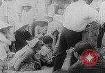 Image of funeral procession for hundreds of coffin Hue Vietnam, 1968, second 17 stock footage video 65675052391