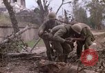 Image of marines of L Company Hue Vietnam, 1968, second 39 stock footage video 65675052396