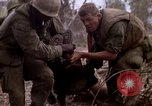 Image of marines of L Company Hue Vietnam, 1968, second 42 stock footage video 65675052396