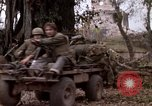 Image of marines of L Company Hue Vietnam, 1968, second 60 stock footage video 65675052396