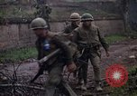 Image of marines of L Company Hue Vietnam, 1968, second 17 stock footage video 65675052397