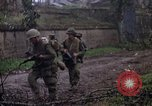 Image of marines of L Company Hue Vietnam, 1968, second 23 stock footage video 65675052397