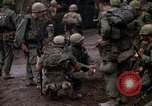 Image of marines of L Company Hue Vietnam, 1968, second 32 stock footage video 65675052397