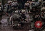 Image of marines of L Company Hue Vietnam, 1968, second 34 stock footage video 65675052397
