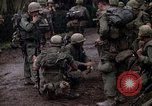Image of marines of L Company Hue Vietnam, 1968, second 36 stock footage video 65675052397
