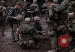 Image of marines of L Company Hue Vietnam, 1968, second 38 stock footage video 65675052397