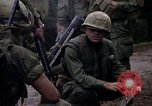 Image of marines of L Company Hue Vietnam, 1968, second 47 stock footage video 65675052397