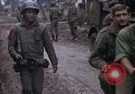 Image of marines of L Company Hue Vietnam, 1968, second 54 stock footage video 65675052397