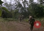 Image of H Company 2nd Battalion 5th Marines 1st Division Hue Vietnam, 1968, second 55 stock footage video 65675052402