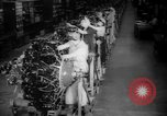 Image of Women war production workers at Douglas Aircraft Factory during World  Long Beach California USA, 1942, second 2 stock footage video 65675052405