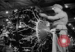Image of Women war production workers at Douglas Aircraft Factory during World  Long Beach California USA, 1942, second 29 stock footage video 65675052405