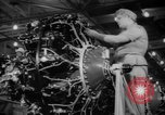 Image of Women war production workers at Douglas Aircraft Factory during World  Long Beach California USA, 1942, second 30 stock footage video 65675052405