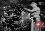 Image of Women war production workers at Douglas Aircraft Factory during World  Long Beach California USA, 1942, second 31 stock footage video 65675052405