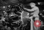 Image of Women war production workers at Douglas Aircraft Factory during World  Long Beach California USA, 1942, second 32 stock footage video 65675052405