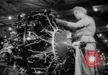 Image of Women war production workers at Douglas Aircraft Factory during World  Long Beach California USA, 1942, second 33 stock footage video 65675052405