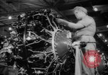 Image of Women war production workers at Douglas Aircraft Factory during World  Long Beach California USA, 1942, second 34 stock footage video 65675052405