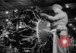 Image of Women war production workers at Douglas Aircraft Factory during World  Long Beach California USA, 1942, second 35 stock footage video 65675052405