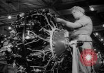 Image of Women war production workers at Douglas Aircraft Factory during World  Long Beach California USA, 1942, second 36 stock footage video 65675052405