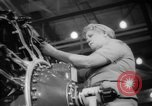 Image of Women war production workers at Douglas Aircraft Factory during World  Long Beach California USA, 1942, second 43 stock footage video 65675052405