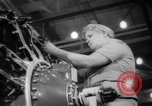 Image of Women war production workers at Douglas Aircraft Factory during World  Long Beach California USA, 1942, second 44 stock footage video 65675052405