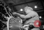 Image of Women war production workers at Douglas Aircraft Factory during World  Long Beach California USA, 1942, second 45 stock footage video 65675052405
