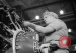 Image of Women war production workers at Douglas Aircraft Factory during World  Long Beach California USA, 1942, second 46 stock footage video 65675052405