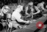 Image of war production workers at aircraft factory Long Beach California USA, 1942, second 19 stock footage video 65675052407