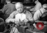 Image of war production workers at aircraft factory Long Beach California USA, 1942, second 32 stock footage video 65675052407