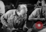 Image of war production workers at aircraft factory Long Beach California USA, 1942, second 42 stock footage video 65675052407