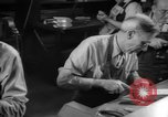 Image of war production workers at aircraft factory Long Beach California USA, 1942, second 44 stock footage video 65675052407