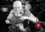 Image of war production workers at aircraft factory Long Beach California USA, 1942, second 52 stock footage video 65675052407