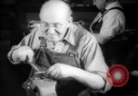 Image of war production workers at aircraft factory Long Beach California USA, 1942, second 54 stock footage video 65675052407