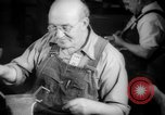 Image of war production workers at aircraft factory Long Beach California USA, 1942, second 59 stock footage video 65675052407