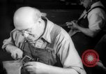 Image of war production workers at aircraft factory Long Beach California USA, 1942, second 61 stock footage video 65675052407