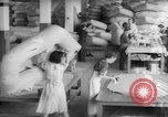 Image of Goodyear factory interiors Akron Ohio USA, 1942, second 7 stock footage video 65675052416