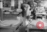 Image of Goodyear factory interiors Akron Ohio USA, 1942, second 12 stock footage video 65675052416