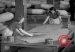Image of Goodyear factory interiors Akron Ohio USA, 1942, second 22 stock footage video 65675052416