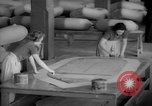 Image of Goodyear factory interiors Akron Ohio USA, 1942, second 28 stock footage video 65675052416