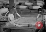 Image of Goodyear factory interiors Akron Ohio USA, 1942, second 33 stock footage video 65675052416