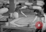 Image of Goodyear factory interiors Akron Ohio USA, 1942, second 35 stock footage video 65675052416