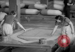 Image of Goodyear factory interiors Akron Ohio USA, 1942, second 36 stock footage video 65675052416