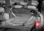 Image of Goodyear factory interiors Akron Ohio USA, 1942, second 37 stock footage video 65675052416